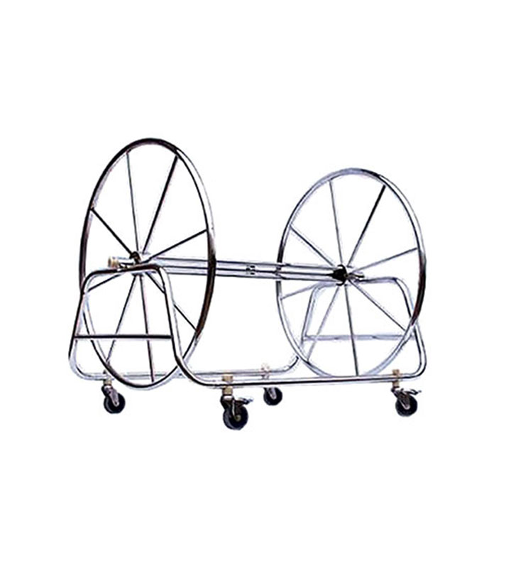 Stainless Steel Lane Rolling Reel - Equipment Range