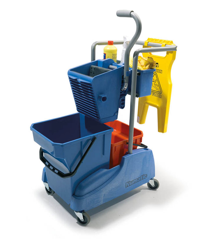 Cleaning Trolley - Cleaning Range