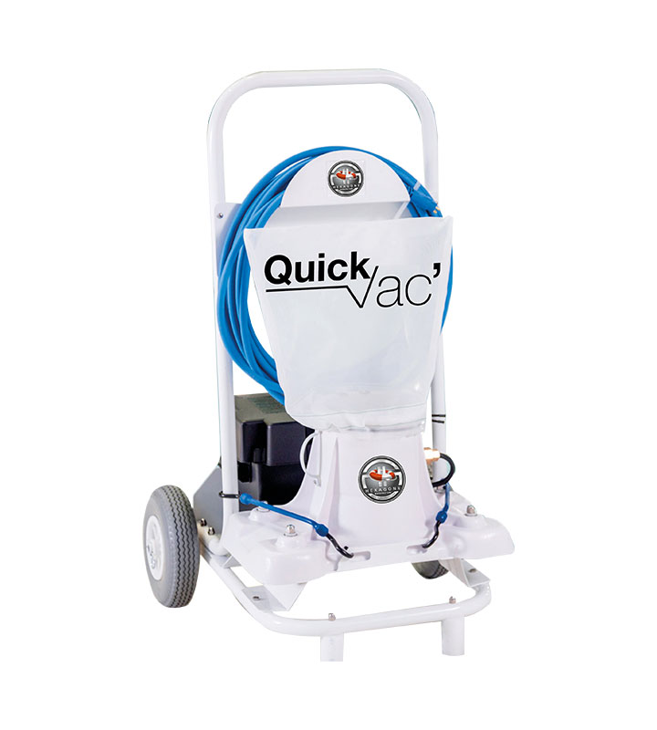 Quick Vac'- Gamme Nettoyage