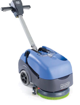 Compact Scrubber-dryer