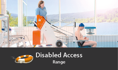 Disabled Access Range